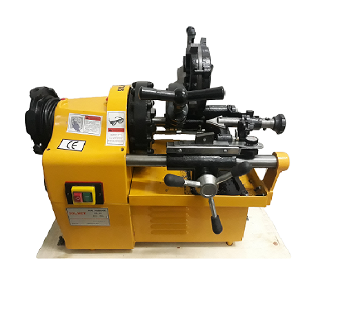 Solwet Pipe threading machine 75mm