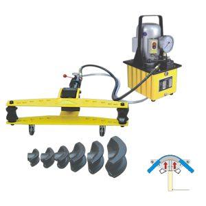 Solwet Pipe Bending Machine Electro Hydraulic