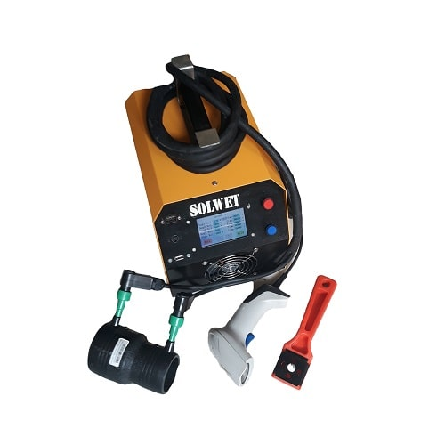 Solwet Marketing Private Limited | Hdpe pipe welding machine