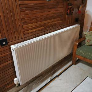 Central Room Heating Radiators